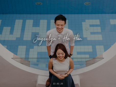 Joycelyn + Hui Han | The Great Madras | Prewedding Photography