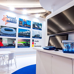 Exhibition Booth Photography