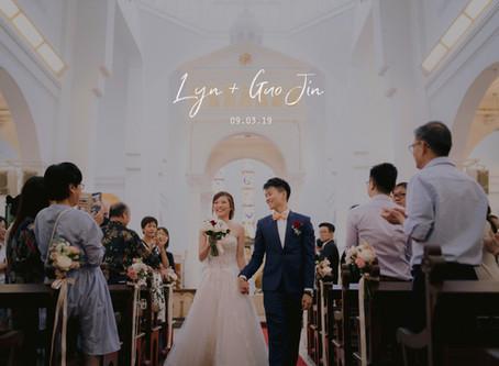 Lyn + Guo Jin | The St. Regis Singapore | Wedding Day