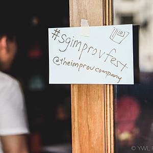 Singapore Improv Festival Day 2