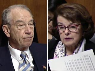 Oldest U.S. Senators Accused of Holding Biased Marijuana Hearing