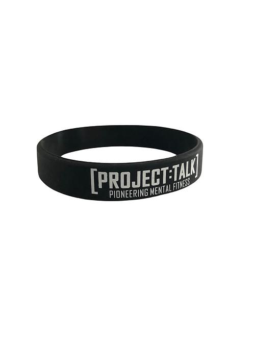 PROJECT:TALK Wristband