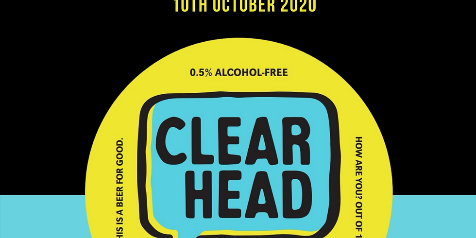 Free Pint of CLEARHEAD