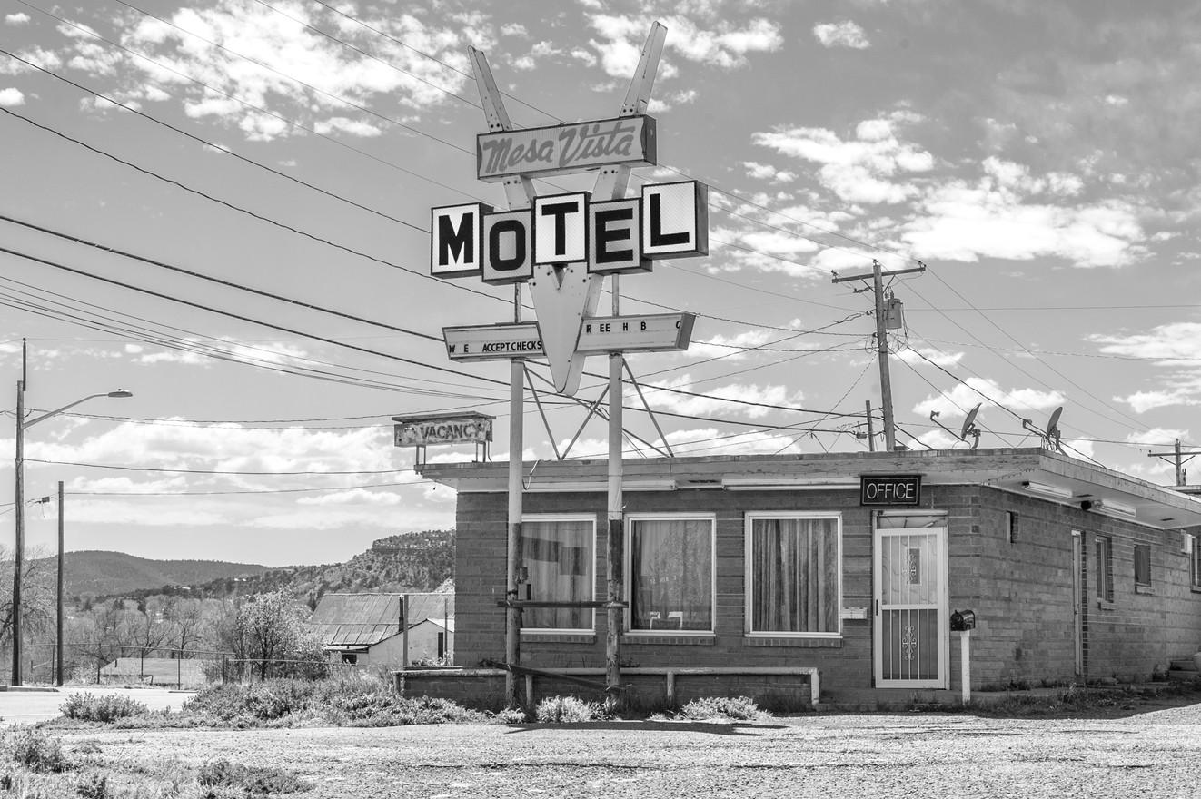 Mesa Vista Hotel