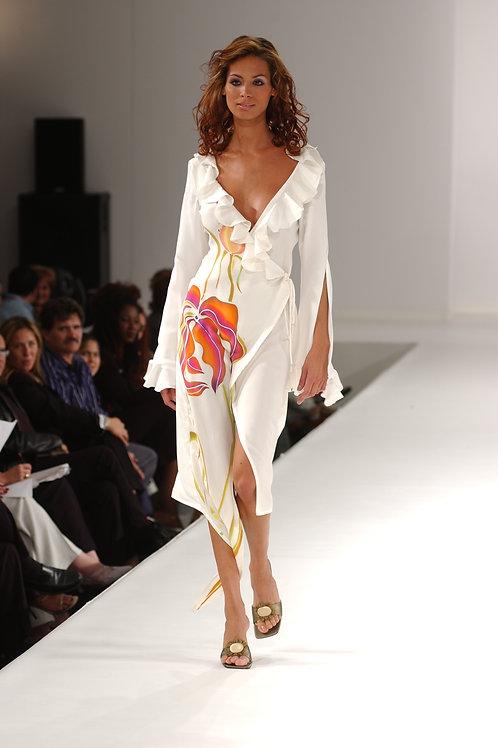 Heather Jones Wrap Dress