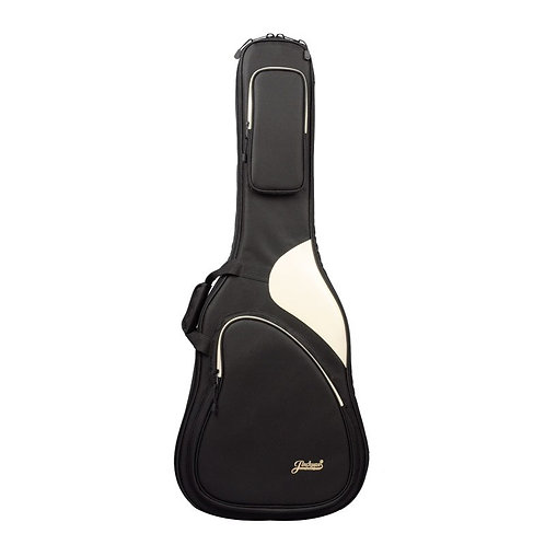 41-Inch Acoustic Guitar Carry Case,  Waterproof & Shockproof w/ Shoulder Straps