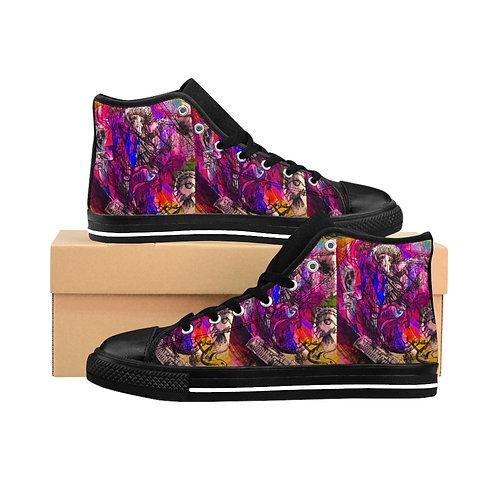 Skyler Meany Men's High-top Sneakers