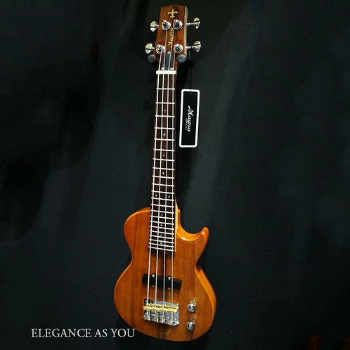 30-Inch Electric Bass - Great for beginners or pros who like small scale bases