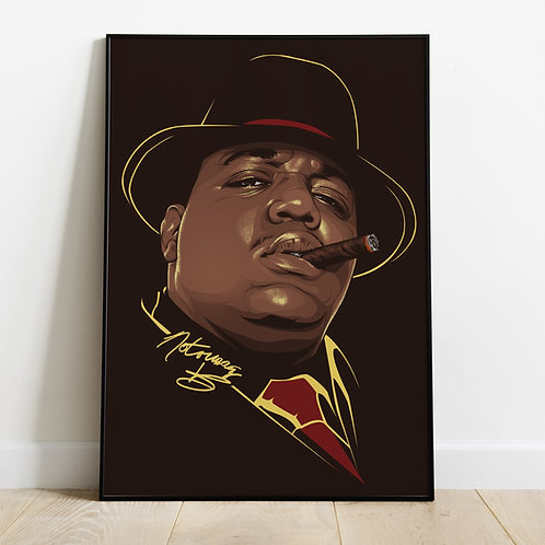 The Notorious and Glorious B.I.G.