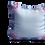 Thumbnail: Under the sea pink fish mandala velvet cushion