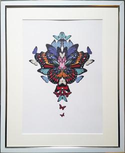 Sapphire Summers Art print