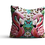 Thumbnail: Twin flamingos and butterflies cushion