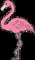 Sapphire Summers Design Flamingo
