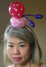 Artycat Faces balloon models