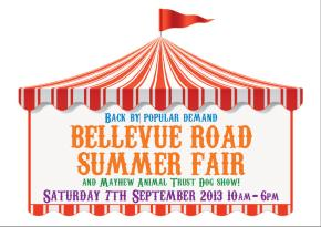 Bellevue Road Festival 2015