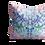 Thumbnail: Under the sea pink octopus velvet cushion