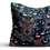 Thumbnail: Purple square flamingo cushion