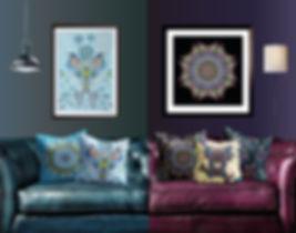 Sapphire Summers Illustation and Textiles Design