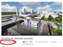 PRIMEIROS PRÉDIOS SOCIAIS DO BRASIL SERÃO CONSTRUIDOS NA SECCIONAL DE SALGUEIRO/PE