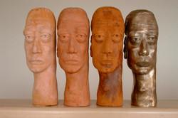 4 Caine Heads