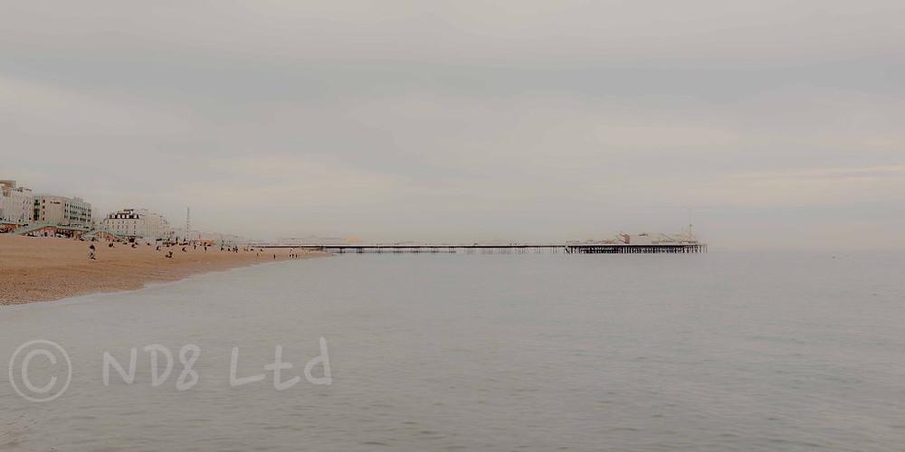Brighton East Pier | Sony RX1 | www.richardjwalls.com