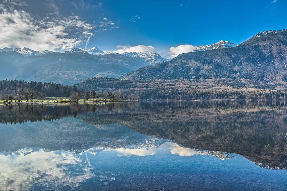 Lake Bojinh, Slovenia | Sigma DP1 Merrill | www.richardjwalls.com