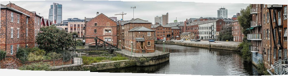 Leeds Panoramic | Merrill DP3