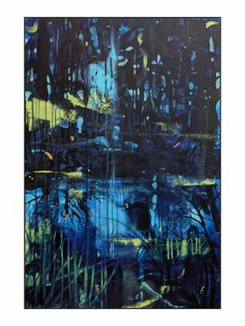 Kisdon Gorge, Pool of Broken Light