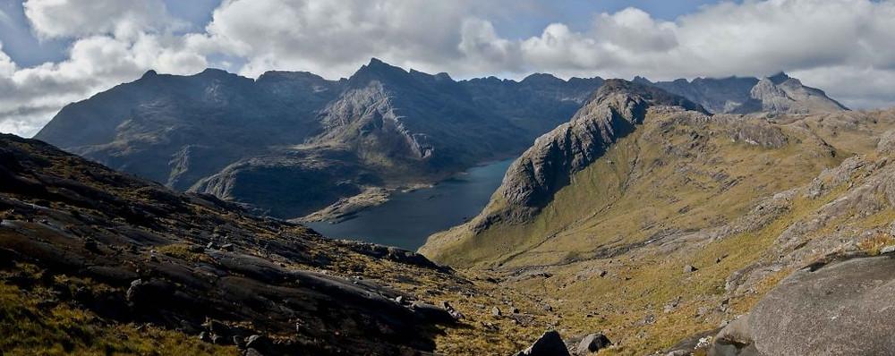Cuillin Ridge, Isle of Skye   www.richardjwalls.com