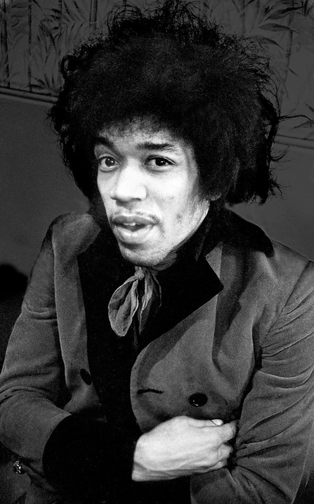 Jimi Hendrix two
