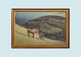 Fothering the Old Pony, Kisdon