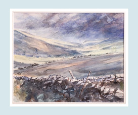 Looking into Swaledale