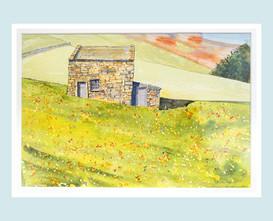 Muker Barn & Meadows