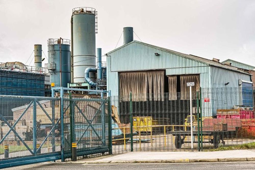 William Cook Steel Casting, Leeds |Sigma Merrill DP3 | www.richardjwalls.com