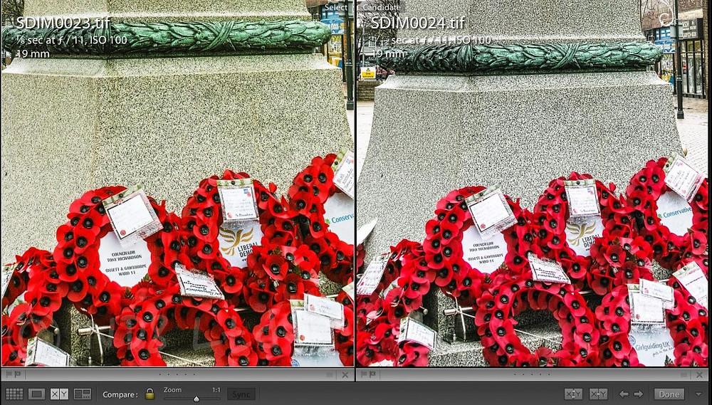 Ossett War Memorial | - Quattro - Merrill Detail | www.richardjwalls.com