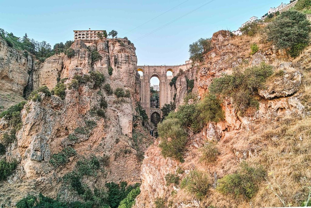 Puente Nuevo, Ronda | Sigma DP1 Merrill |www.richardjwalls.com