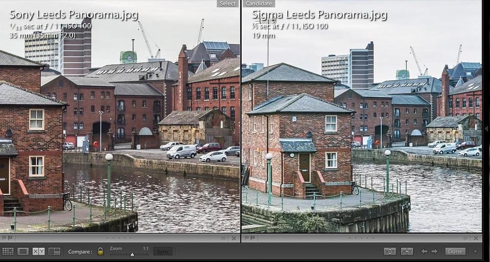 Leeds Panoramic Clock Detail| Sony - Sigma | www.richardjwalls.com