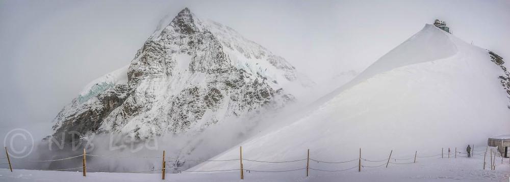 Monch & Sphinx Observatory – Jungfraujoch   www.richardjwalls.com