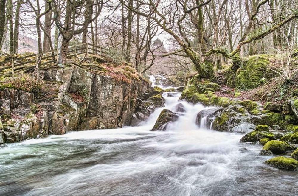 Waterfall, Boot, Eskdale | Sigma DP3 Merrill | www.richardjwalls.com