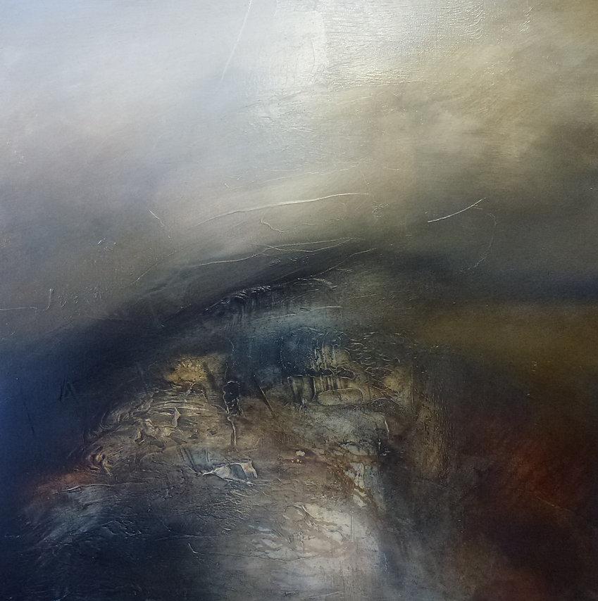 Silver Light on Houndkirk Moor