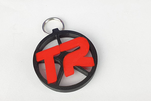 Porte clé TR imprimé