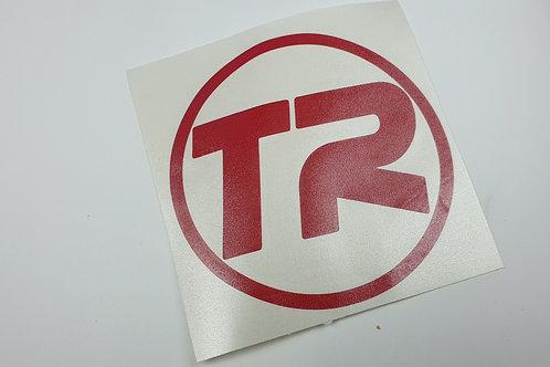 Sticker TR pour carter allumage personnalisable