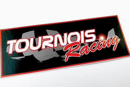 Sticker TOURNOIS Racing