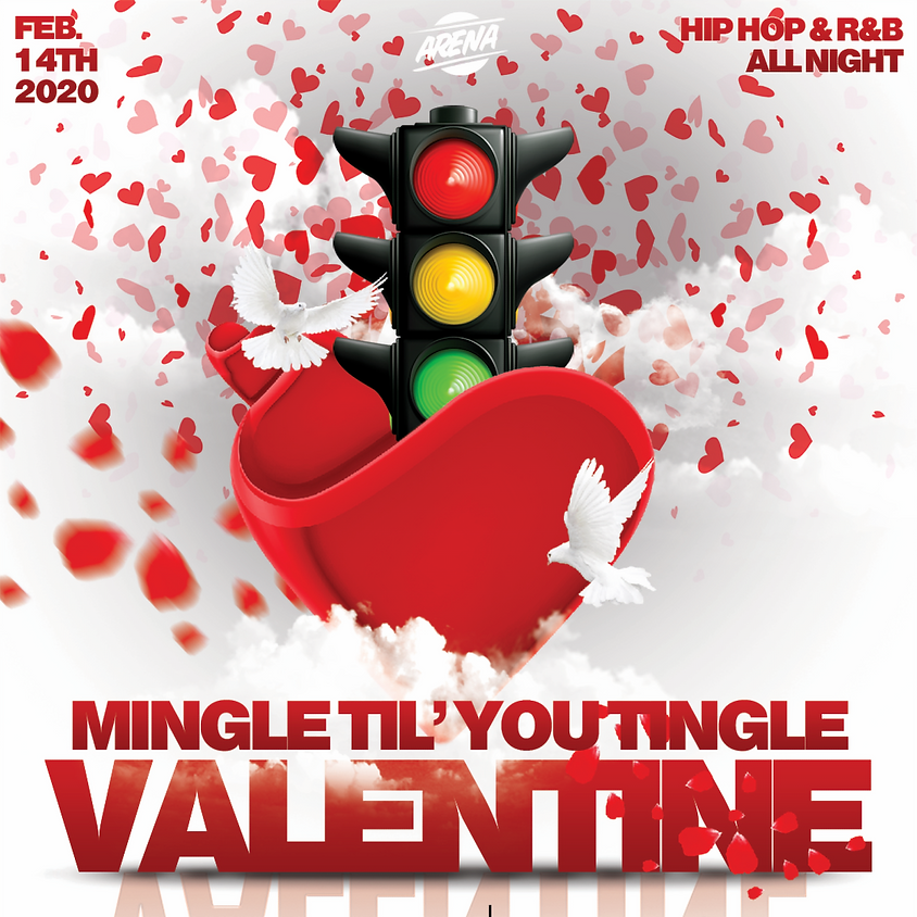 Arena K-Town Presents: Mingle Till You Tingle