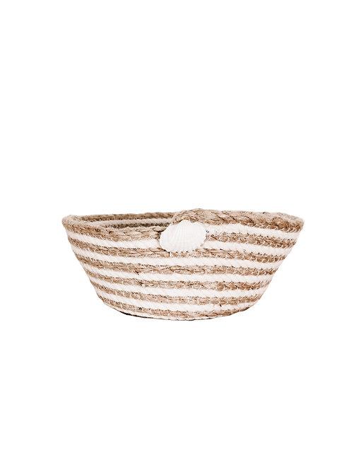 Shell Rope Basket