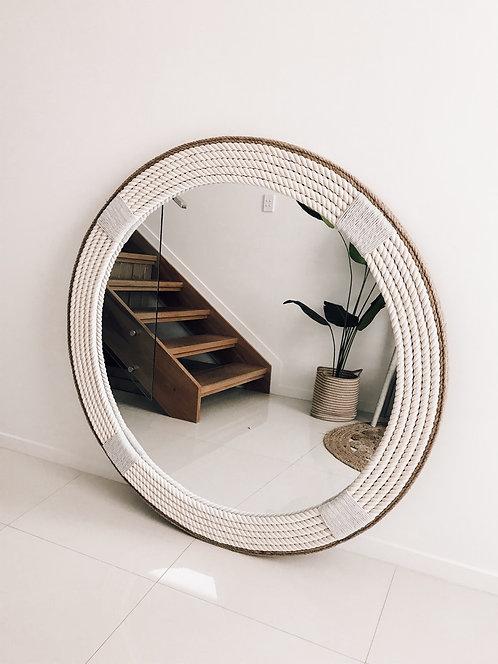 Hampton Grey Mirror