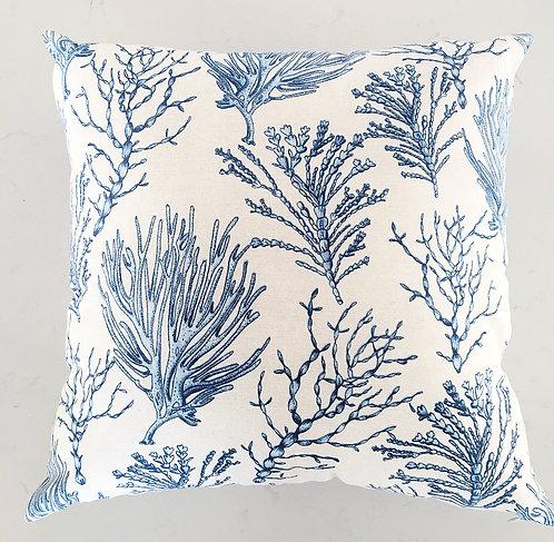 Coral Hampton Cushion Cover