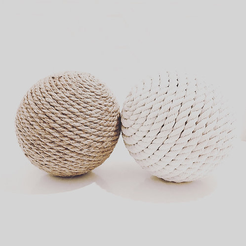 Home Decor Rope Ball
