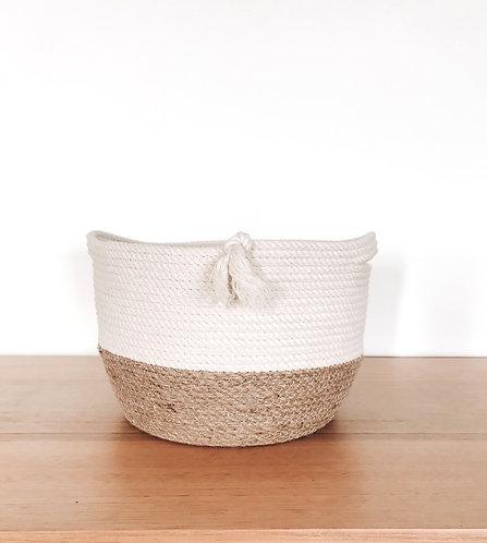 Bella Rope Basket