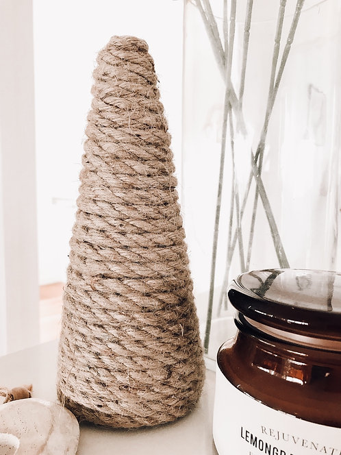 Rope Cone Tree
